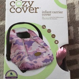 Other - Cozy cover infant car seat cover